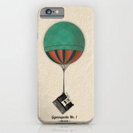Gymnopedie No.1 - Erik Satie iPhone Case