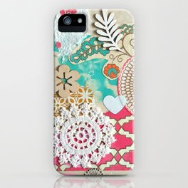Pockets of Happiness iPhone Case