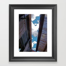 Diego's Framed Art Print