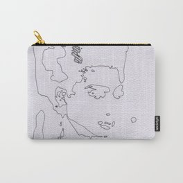 Afro Queen Carry-All Pouch