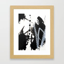Clutter Framed Art Print