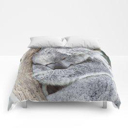 Sleeping Koala Comforters