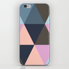 Triangle Meltdown iPhone & iPod Skin