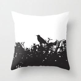 Hedge Life Throw Pillow