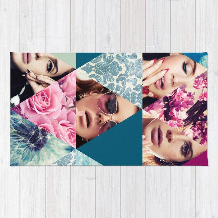 Lana Del Floral Rug