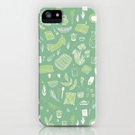 Favorite Things iPhone Case