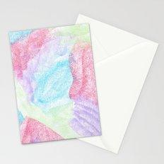 Chalking Around Stationery Cards