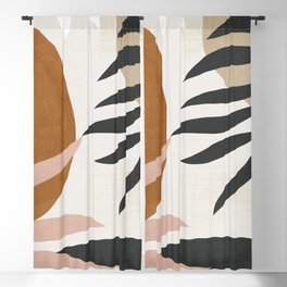 Abstract Art 54 Blackout Curtain