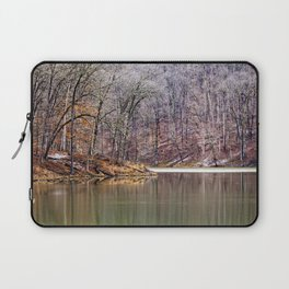 early spring in Ohio Laptop Sleeve