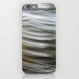 Transient Trees iPhone Case