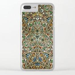Hidden Beauty No:1 Clear iPhone Case