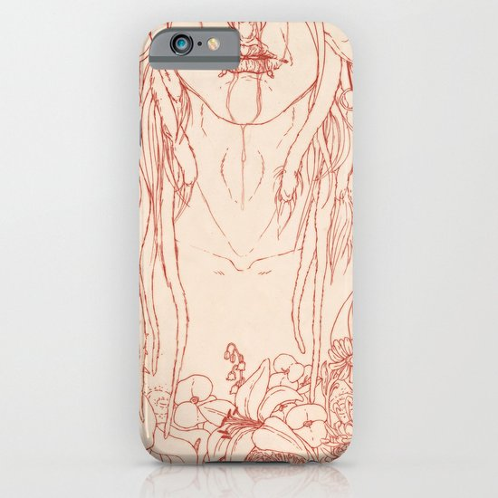 Blume iPhone & iPod Case