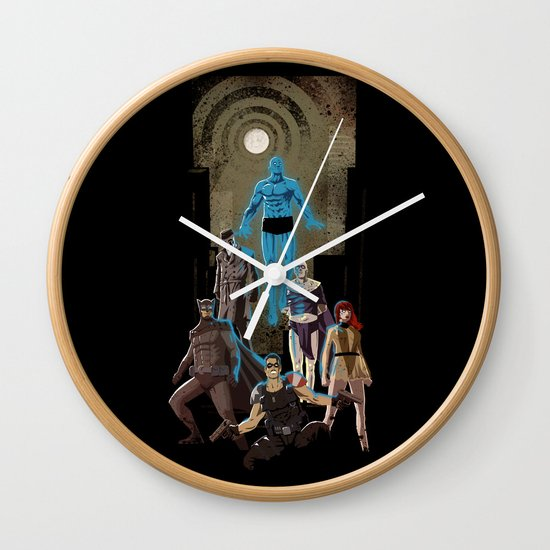 Who watches Wall Clock