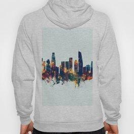 Los Angeles California Skyline Hoody