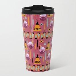 Cute children's American pattern Travel Mug