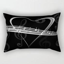DT MUSIC 6 Rectangular Pillow