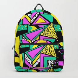 crazy 80s Backpack