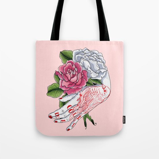 Cold Dead Tote Bag