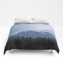 mount robson Comforters