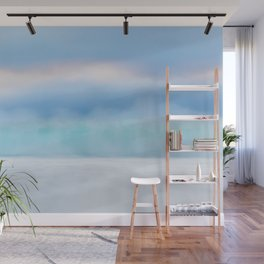 Misty Abstract Wave, Carmel Wall Mural
