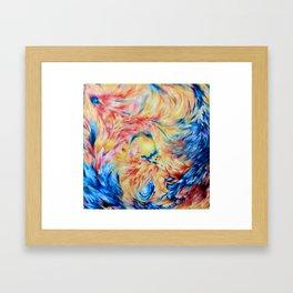Phoenix Rising - Andrew Kaminski Art Framed Art Print