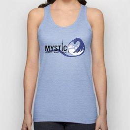 Team Mystic Toronto [2] [black text] Unisex Tank Top