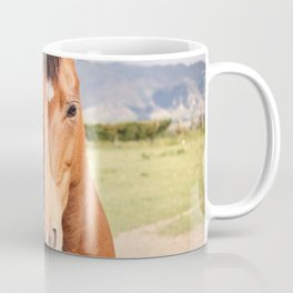 Bay Mare Coffee Mug