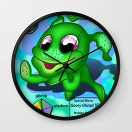 Glompey Wall Clock