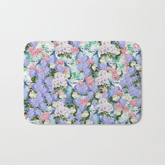 Tender Blossom Bath Mat