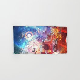 Vagenda Commission #1 (Monori Rogue) Hand & Bath Towel