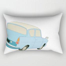 Ford Anglia Rectangular Pillow