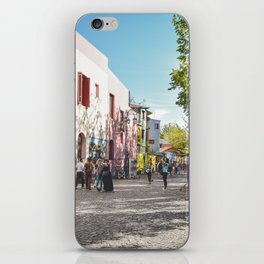 Caminito, Buenos Aires, Argentina iPhone Skin
