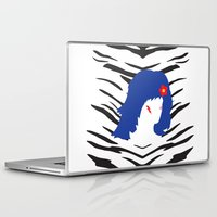 misfits Laptop & iPad Skins featuring STORMER by Tyler Pentland