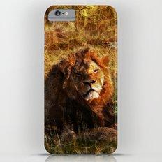 Cecil, the Lion Slim Case iPhone 6s Plus
