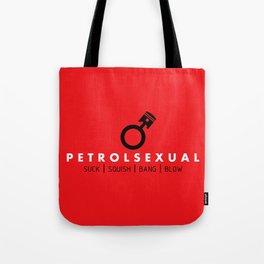 PETROLSEXUAL v1 HQvector Tote Bag
