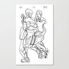20170203 Canvas Print