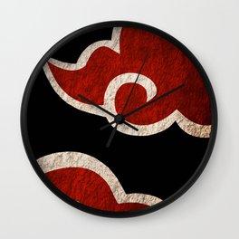 Akatsuki Wall Clock