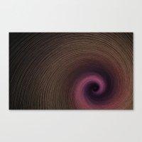 fibonacci Canvas Prints featuring Fibonacci  by Erica Chase