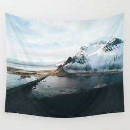 Iceland Adventures - Landscape Photography Wall Tapestry