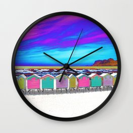 Spiaggia Wall Clock