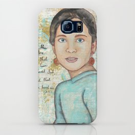 He Loved Us by patsy paterno iPhone Case