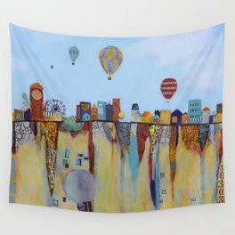 """""""Over and Under"""" Wall Tapestry"""