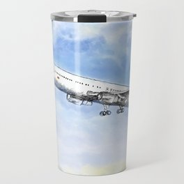 Airplane Flight Travel Mug