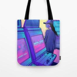 Arcade Hours Tote Bag