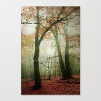 portal 2 Canvas Prints featuring Portal by Iris Lehnhardt - Photography