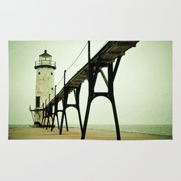 Manistee Light Rug