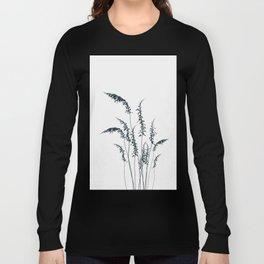Wild grasses Long Sleeve T-shirt