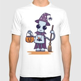 Ned's Halloween Witch T-shirt