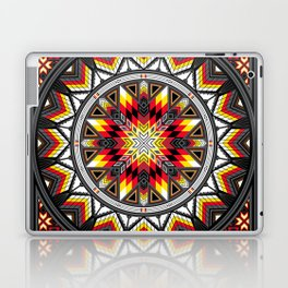Sacred Places Red Laptop & iPad Skin