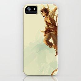 pirate leo iPhone Case